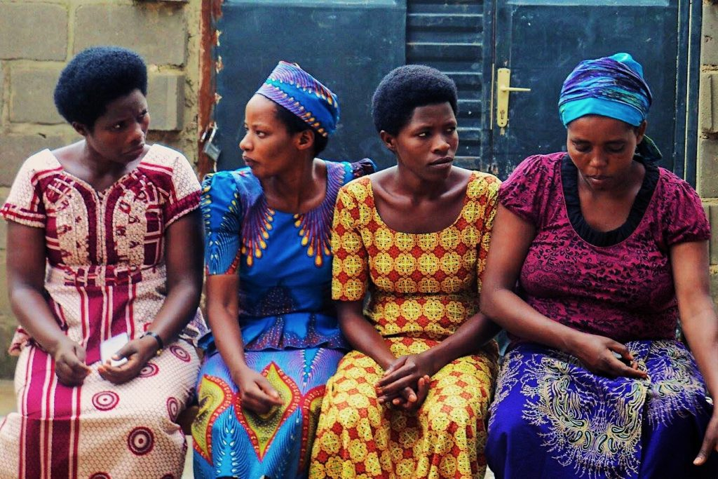 Women, Rwanda