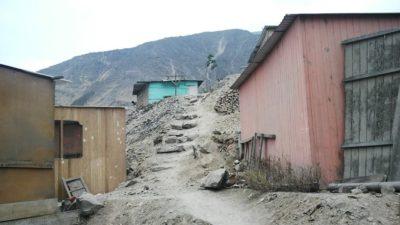 Maribel's Home in Peru