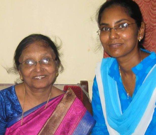 Meet our Staff Angelene Samuel, Administrator/Psychologist, WMF Chennai