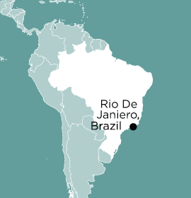 Location of Word Made Flesh Brazil