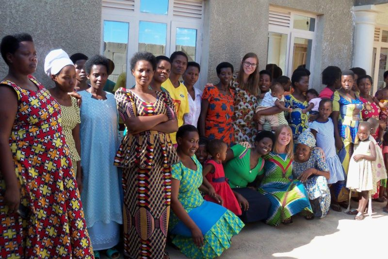 The Journey of Obedience Immaculee Uwamaliya, Volunteer, WMF Rwanda