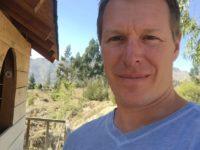 Andy Baker, Regional Coordinator, WMF South America