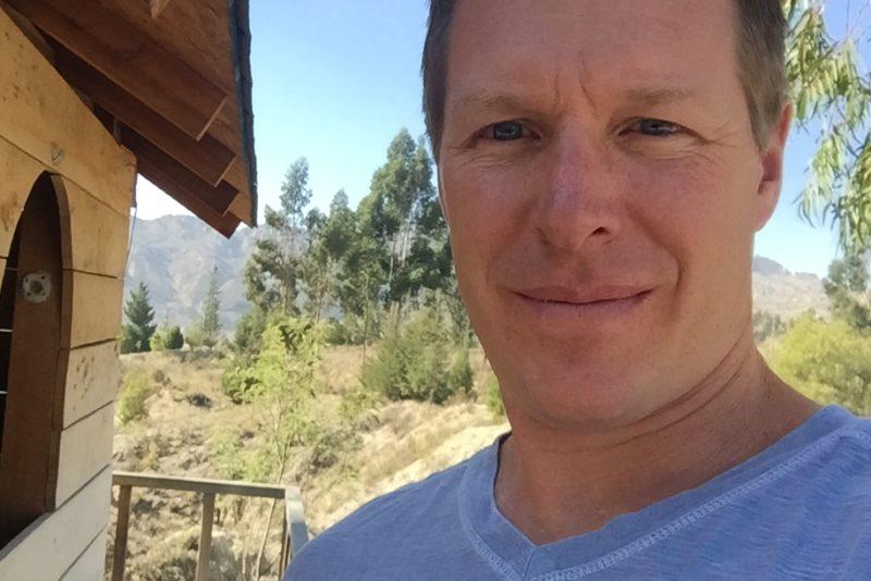 Meet Our Staff Andy Baker, Regional Coordinator, WMF South America