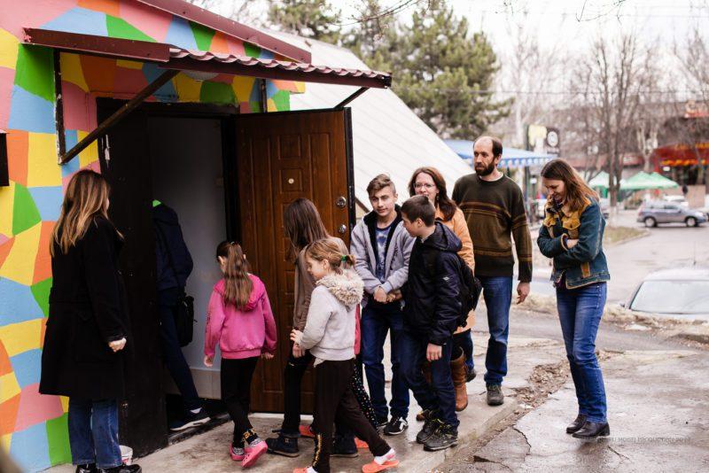 Learning to Listen & Obey By Adriana Ciobanu, Executive Director of WMF Moldova/La VIA