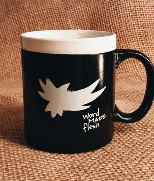 Word Made Flesh Mug