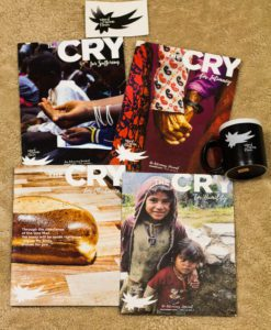 The Cry Advocacy Journal