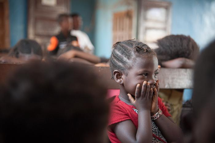 The Service of Listening By Kristin Bacher, Short Term Teams Coordinator/Nurse, WMF Sierra Leone