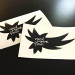 Word Made Flesh Sticker Decal