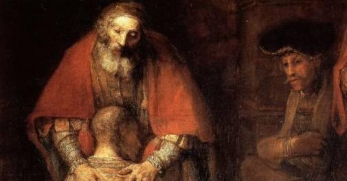 Rembrand's Return of the Prodigal Son