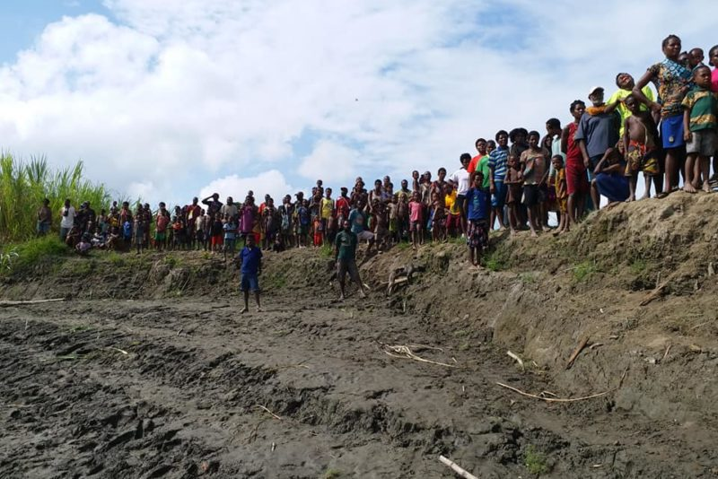 A Simple Mission Benjamin Grimm, Field Director, WMF Papua New Guinea