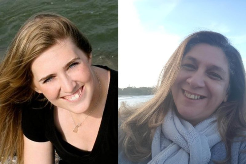 Meet our Staff: Annie and Esdrianne Meet our Staff: Annie Jones and Edrianne Cohen