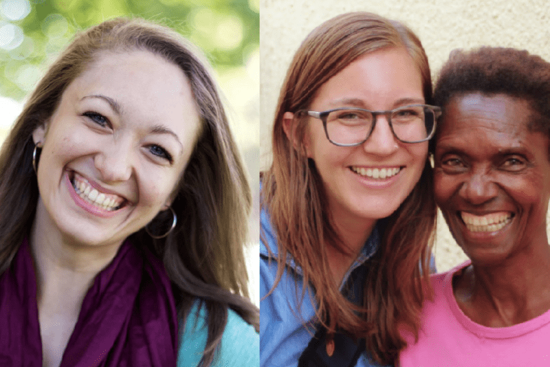 Meet our Staff: Laura and Shelbye Meet our Staff: Laura Haugen and Shelbye Renfro
