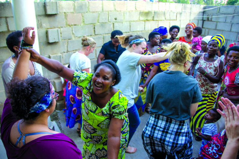 Breaking Down Walls Christine Sine, WMF Advisory Council Member