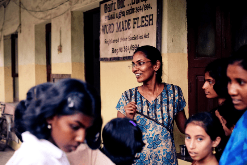 When Brokenness is a Way of Life Angelene Samuel, Field Director, WMF Chennai