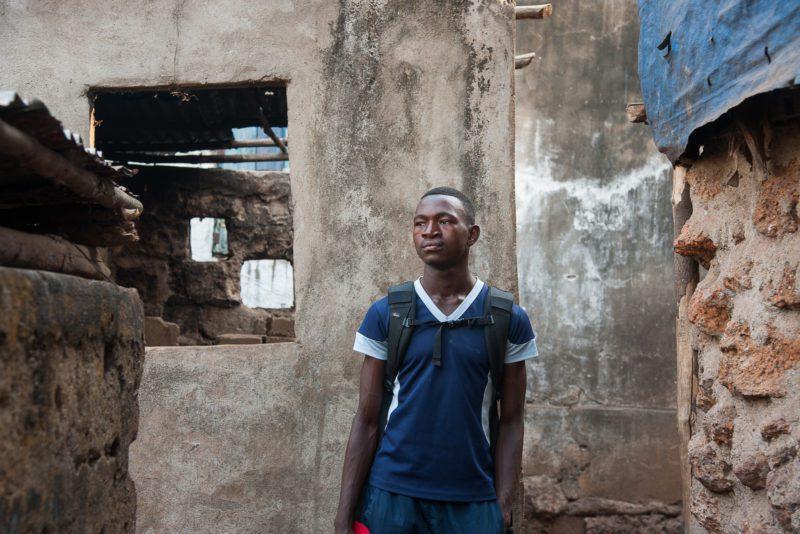 Embracing Our Brokenness Jennifer Seo, Child Sponsorship Coordinator, WMF Sierra Leone