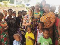 Annie Jones, WMF Rwanda
