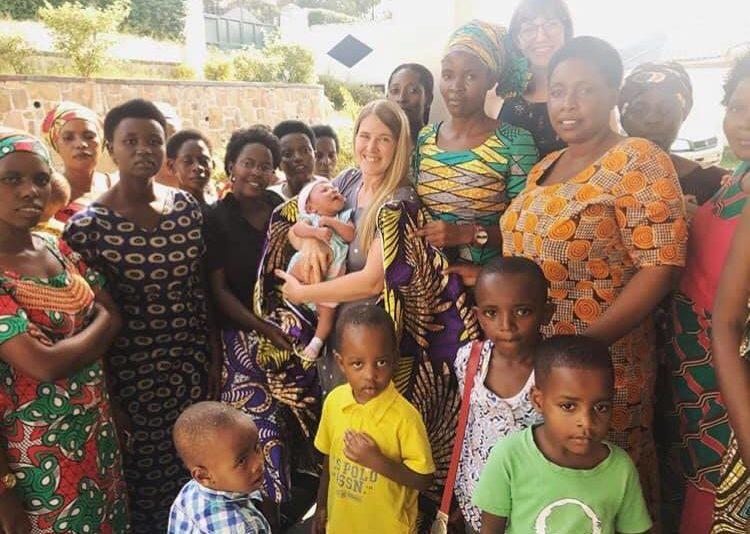 Humility and Harmony Annie Jones, WMF Rwanda
