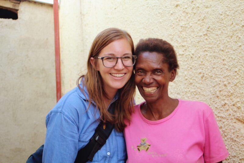 Making Room By Shelbye Renfro, Field Director, WMF Rwanda